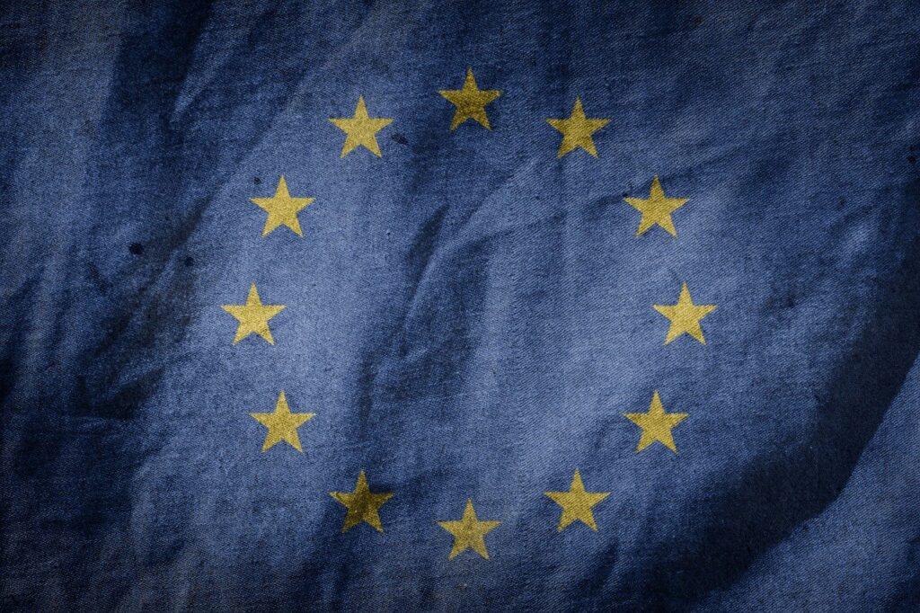 flag, eu, europe